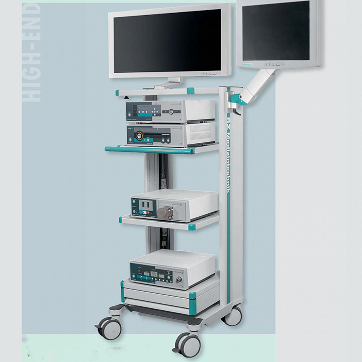 Endoscopic tower - Alphameditec