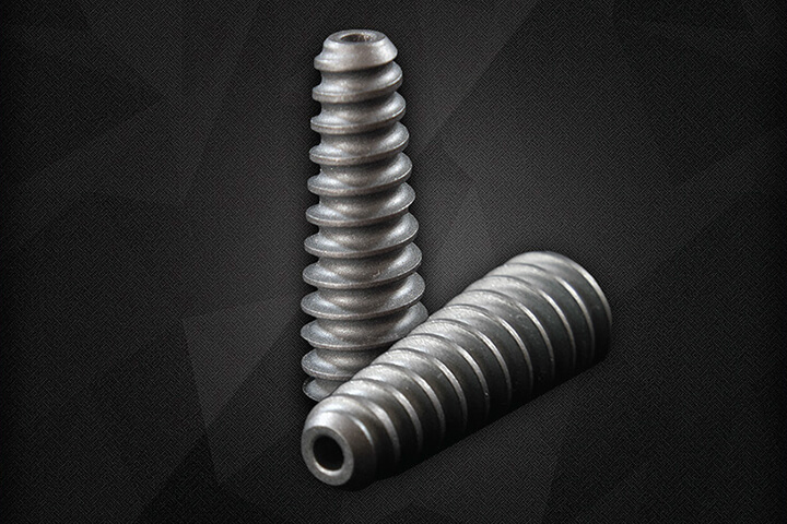 TI interference screw - Alphameditec