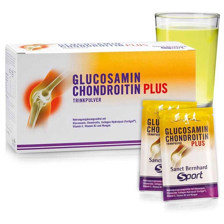 Glucosamine chondroitin plus - Alphameditec